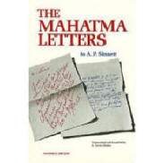 The Mahatma Letters to A. P. Sinnett (Facsimile of 1926 2nd edition)